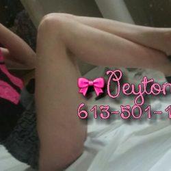 Ottawa Escort Peyton 613-501-1735
